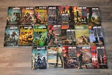 JAMES AXLER DEATH LANDS AND OUTLANDERS PB BOOK LOT OF 19
