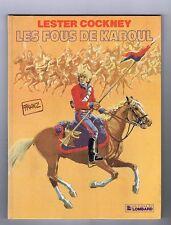 Franz. Cockney Lester 1. i Pazzi di Kaboul. Eo 1982