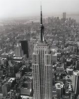 20x16 NEW YORK CITY PHOTO ART PRINT - Empire State Building - Chris Bliss POSTER