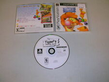 DISNEY'S TIGGER'S HONEY HUNT  (Playstation 1 PS1 PSX) Complete