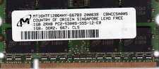 1Gb Apple iMac/Mac/MacBook/MacBook Pro/PowerBook Ddr2 Laptop/Notebook Memory