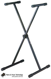 Keyboard Stand :: QUIK LOK T-10 :: The Benchmark in Stands