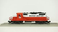 New ListingLionel O Scale Western Maryland Wm Gp-20 Diesel Engine w/ Manual Box
