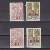 CENTRAL LITHUANIA 1921, Mi #29-30, MH