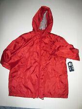 Vintage Starter Zip Front Windbreaker Track Jacket Sz L Active Training Coat