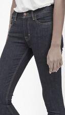 FCUK 45 Rinse 744Z2 Stretch Flare Women's Jeans Size 0 X 33 NWT $108