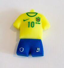 Minigz Brazil Football Usb Stick 32gb Memory Flash Drive Soccer Brasil Computer