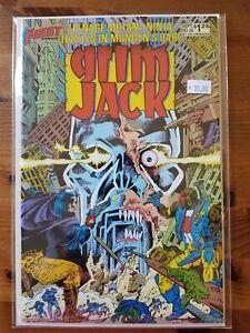 Grim Jack 26 - TMNT appearance