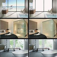 2pcs 1015x280mm White PDLC Smart Film Electrochromic Switchable Glass Vinyl
