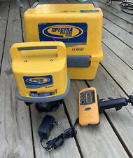 Spectra Precision Laser Plane Leveling System With Transceiver 1275 Preowned