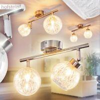 moderne Decken Lampe Flur Küchen Dielen Strahler Büro Wohn Schlaf Zimmer Leuchte