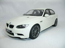 BMW M3 E90 LIMOUSINE SALOON WHITE 1:18 GT-SPIRITS GT053 LIMITED VERY RARE