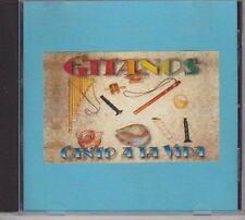 Gitanos - Canto A La Vida - Music CD - LIKE NEW - 1tm