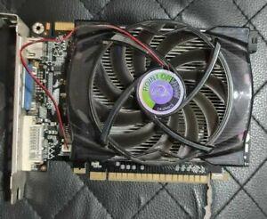 USED Graphic card Older NVIDIA GeForce GTS 450 VEGA 2GB HDMI, VGA, DVI. 6PIN.