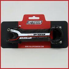 "NOS FSA OS 99 CARBON AHEAD STEM 110mm 1""+1/8 31.8mm THREADLESS ROAD RACING BIKE"
