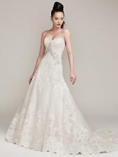 Sottero & Midgley  wedding dress WALKER Size 8 Ivory NEW!!