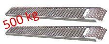 Rampes de Chargement 1.9m x 23cm Moto Quad Acier Remorque 500kg Neuf