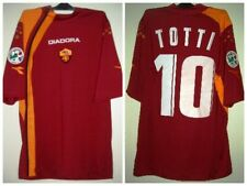 ULTRA RARE TOTTI AS ROMA MATCH WORN????