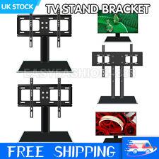 """Universal Desk Top Adjustable TV Stand Bracket Mount LCD LED Plasma 32 - 55"""" Hot"""