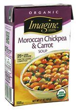 Imagine Foods - Organic Moroccan Chickpea & Carrot Soup - 17 oz.
