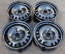 4 x Stahlfelgen Opel Astra-H / Zafira-B / Meriva-B  6,5Jx16H2 5x110 ET37 #A8482