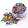 Rainbow Holographic Glitter For Tumblers, Makeup, Nails, Resin, Crafts & Slime