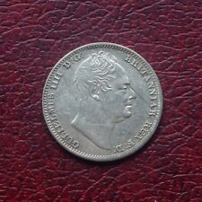 More details for william iv 1832 silver maundy fourpence