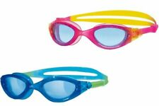 Zoggs Panorama Junior swimming goggles Age 6-14 -BLUE- Buy 2 for £15