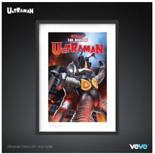 More details for veve - the rise of ultraman #1 - yuji kaida - uncommon - # 4357 - nft