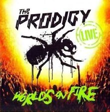 World's On Fire 0711297880496 By Prodigy CD With DVD
