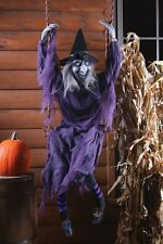 Swinging Dead Witch Prop, Halloween Decoration, Fun World
