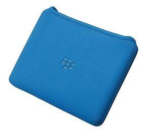 Genuine Blackberry Playbook Neoprene Sleeve Case (Blue)