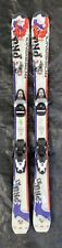 120 cm Rossignol Pro X1 junior skis bindings + junior boots