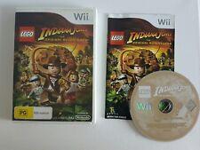 LEGO Indiana Jones The Original Adventures Nintendo Wii