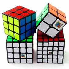 Moyu Speed Magic Cube Bundle 2x2 3x3 4x4 5x5 Mofangjiaoshi 4 Pack Puzzle Set