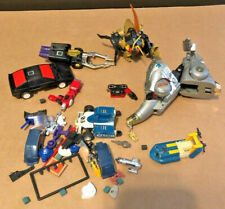 Vintage 80s Transformers G1 action figure lot For Parts or Repair Gen 1