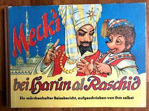 Mecki bei Harun al Raschid