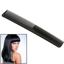 1/5/10Pcs Salon Hair Styling Hairdressing Antistatic Barbers Detangle Comb Black
