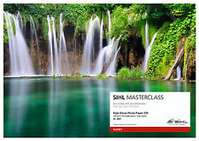 Fotopapier SIHL MASTERCLASS High Gloss Photo Paper 330g/m² A3 4841