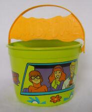 2012 McDonald's Scooby-Doo Halloween Pail-Bucket-Green