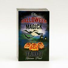 Halloween Magick Tarot Deck