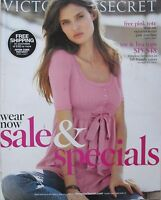 WEAR NOW SALE & SPECIALS  2008 VICTORIA'S SECRET Catalog Volume 1