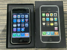 Apple iPhone Edge 2G 1ère Gen - 8 Go - Noir - Fonctionnel - Boite originale