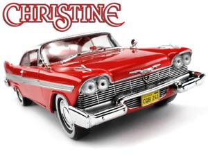 """Christine"" 1958 Plymouth Fury 1:24 Scale - Greenlight Diecast Model Car"