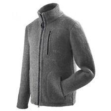 mufflon universal chaqueta hombre Merino - W100 KLAAS gris tamaño XL