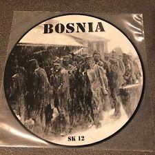 Bosnia LP NEW Steinklang Rasthof Dachau Genocide Organ Con-Dom Haus Arafna