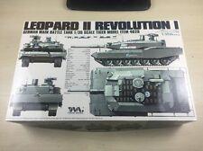 Tiger Model 4629 1/35 German Main Battle Tank Leopard II Revolution I