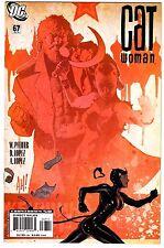 Catwoman # 67 Nm 2007 1St Print Adam Hughes Cover Pfeifer Lopez Htf