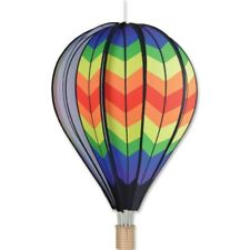 "Double Chevron 26"" Hot Air Balloon Wind Spinner Premier"