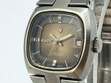 RADO Watch Monile   Automatic St.Steel Date   T3669